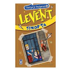 Levent Sinop'ta - Türkiye'yi Geziyorum 6 - Thumbnail