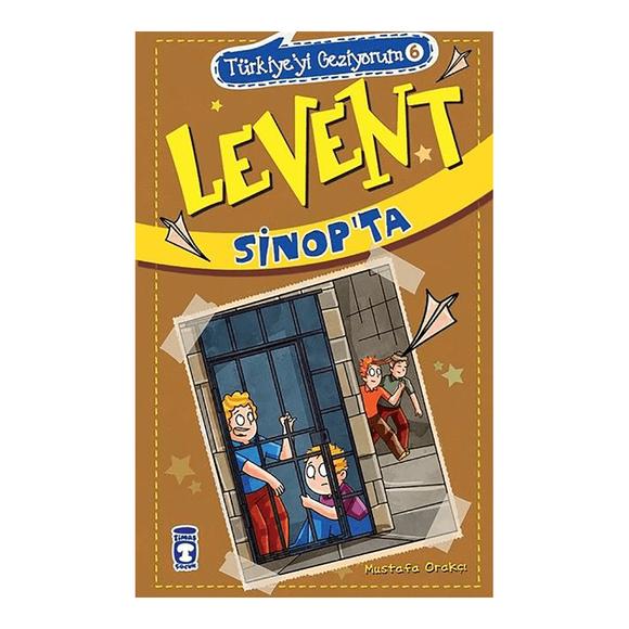 Levent Sinop'ta - Türkiye'yi Geziyorum 6