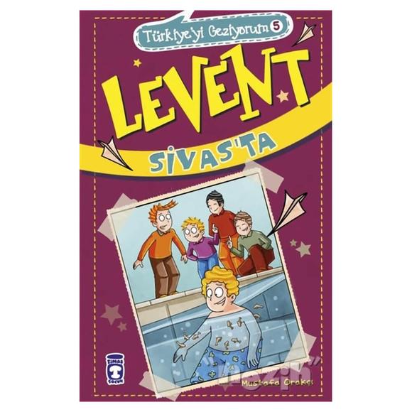 Levent Sivas'ta - Türkiye'yi Geziyorum 5
