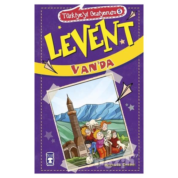 Levent Van'da - Türkiye'yi Geziyorum 5