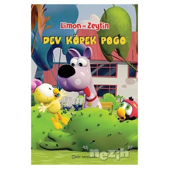 Limon İle Zeytin - Dev Köpek Pogo