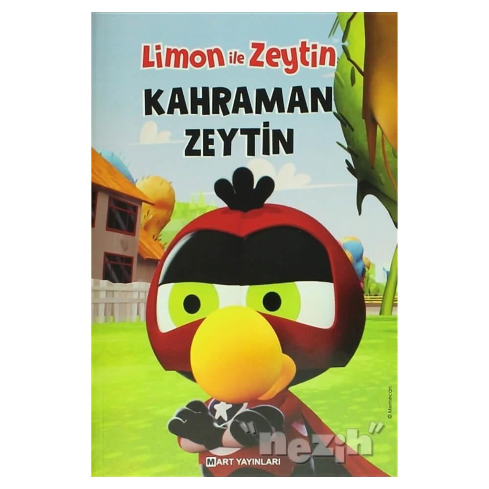 Limon Ile Zeytin Kahraman Zeytin Nezih