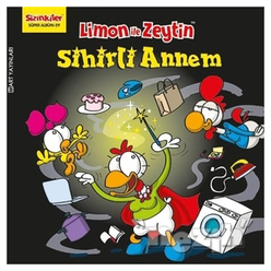 Limon ile Zeytin - Sihirli Annem - Thumbnail