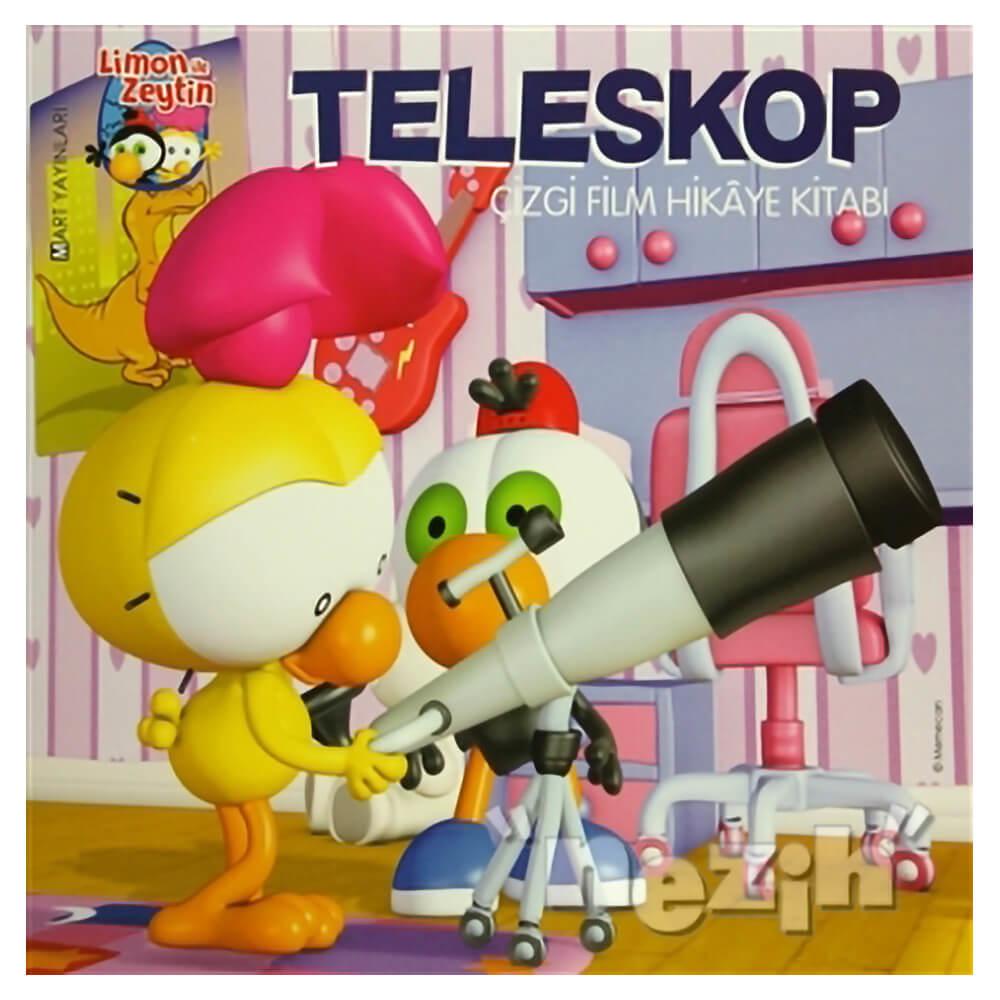 Limon Ile Zeytin Teleskop Nezih