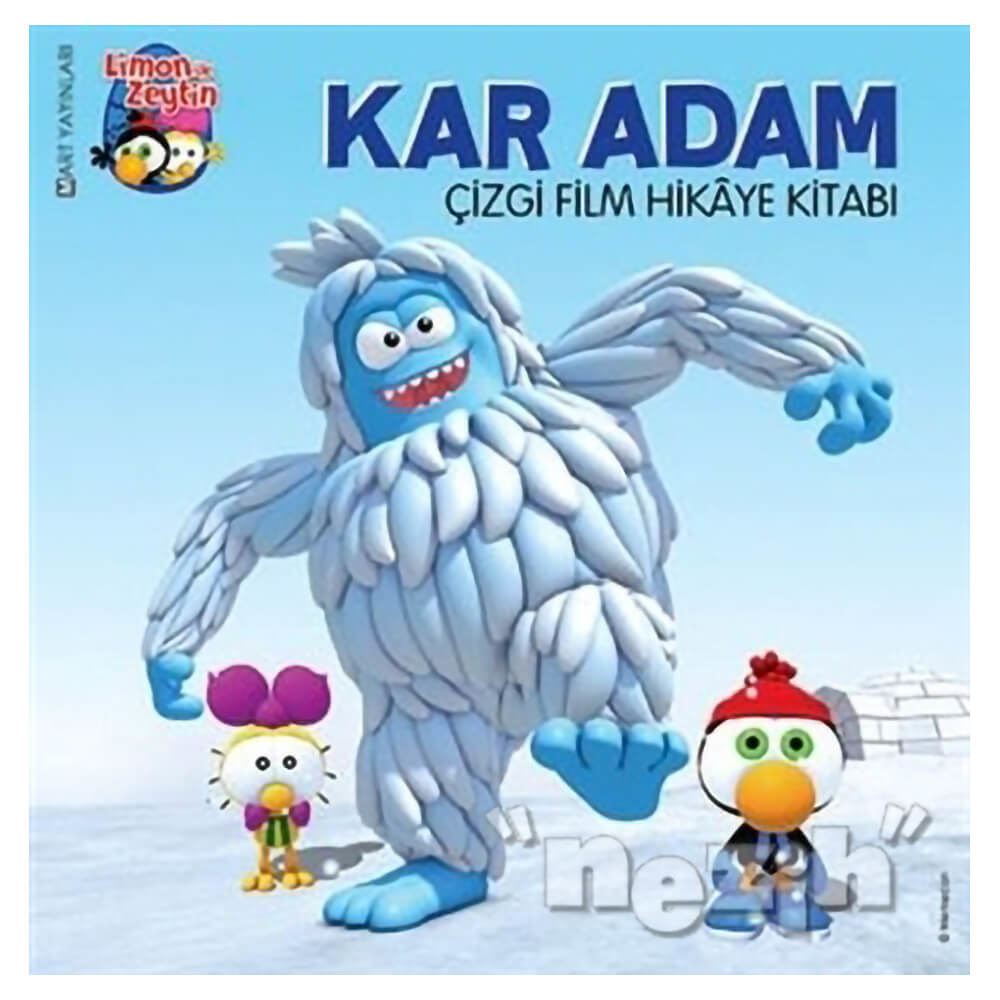 Limon Ve Zeytin Kar Adam Nezih