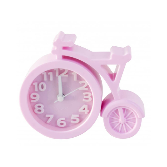 Lino Çocuk Duvar Saati Bisiklet QD285