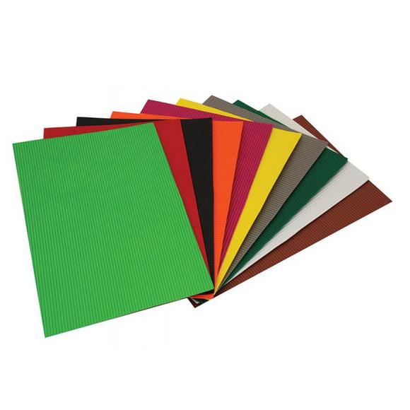 Lino Eva Çizgi Baskılı 10 Renk 20x30 cm RBE204