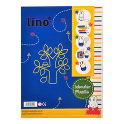 Lino Küçülen Kağıt 2'li 20x25 cm 13WP-01 - Thumbnail