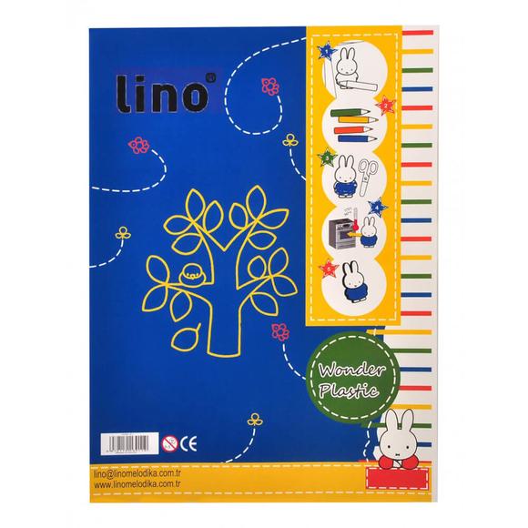 Lino Küçülen Kağıt 2'li 20x25 cm 13WP-01