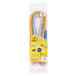 Lino Quling Kağıt Aparat & 12 Renk 120 Şerit Seti PD-010Q-2 - Thumbnail