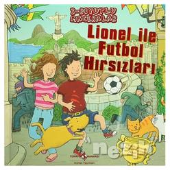 Lionel ile Futbol Hırsızları - Thumbnail