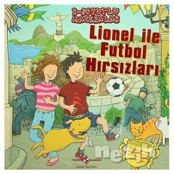 Lionel ile Futbol Hırsızları