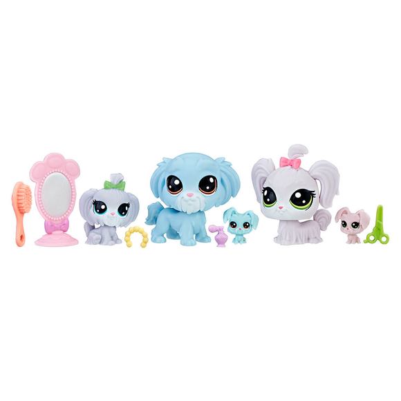 Littlest Pet Shop Miniş Ailesi B9346