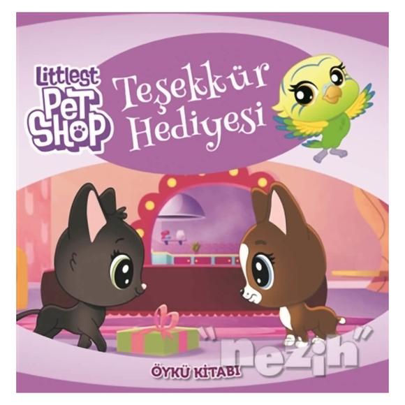 Littlest Pet Shop - Teşekkür Hediyesi