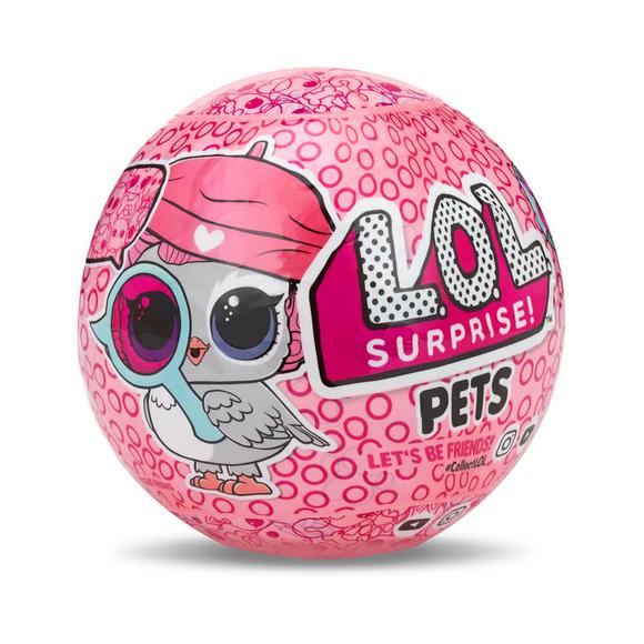 LOL Sürpriz Evcil Hayvanlar 7 Seri 4