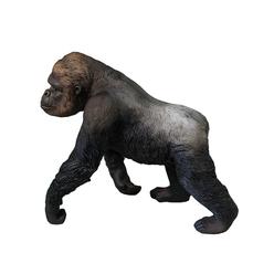 London Giftstore Goril Figürü Biblo Seramik QMR4226 - Thumbnail
