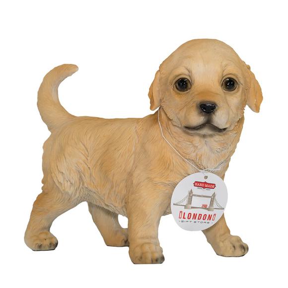 London Giftstore Köpek Figürü Biblo Seramik QMR4310