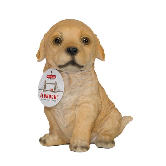 London Giftstore Köpek Figürü Biblo Seramik QMR4311