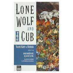 Lone Wolf and Cub Sayı : 10 - Rehine Çocuk - Thumbnail
