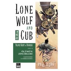 Lone Wolf and Cub Sayı: 8 Ölümün Zincirleri 7 / Yalnız Kurt ve Yavrusu - Thumbnail