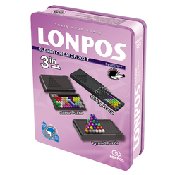 Lonpos Clever Creator Zeka Oyunu 303T - Thumbnail