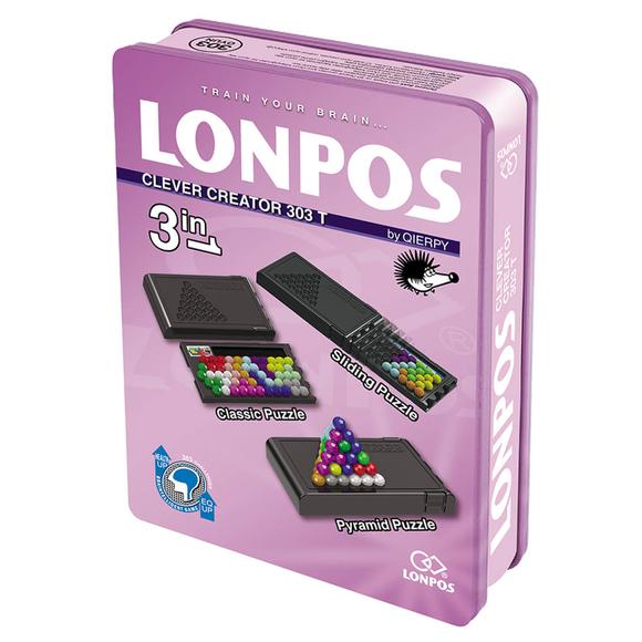 Lonpos Clever Creator Zeka Oyunu 303T