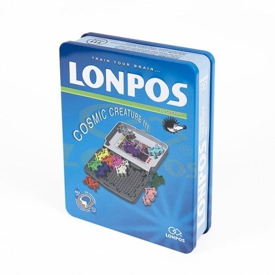 Lonpos Cosmic Creature Zeka Oyunu 111