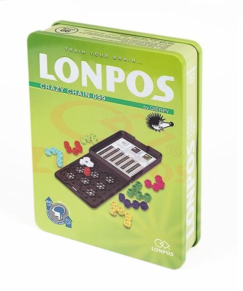 Lonpos Crazy Chain Zeka Oyunu 099