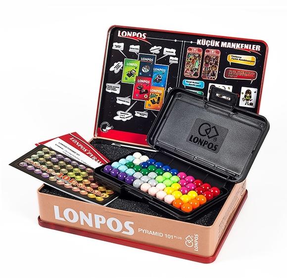 Lonpos Pyramid Zeka Oyunu