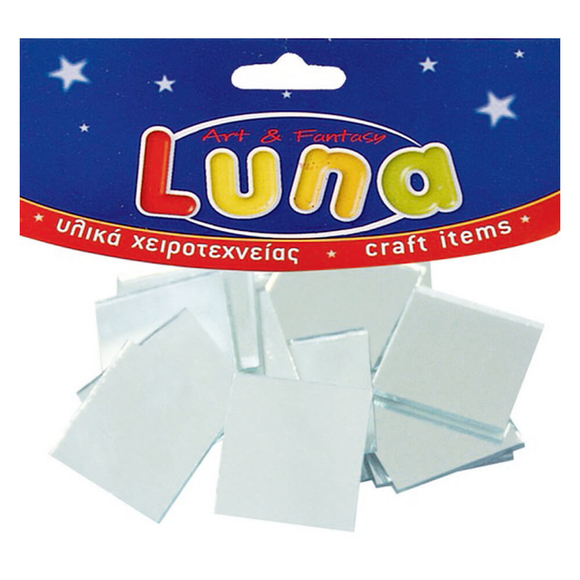 Luna Kare Mini Ayna 30 mm 11'li LNA0601612