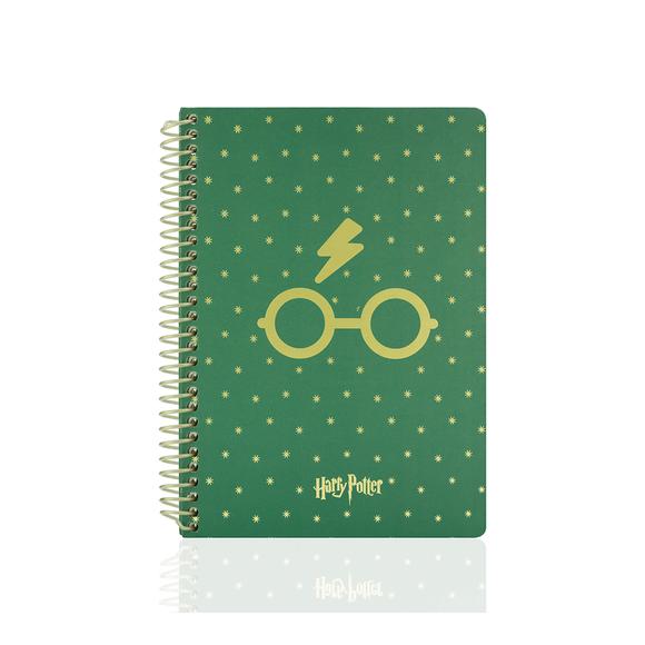 Mabbels Butik Harry Potter 24x17 cm Spiralli Defter 95 Yaprak