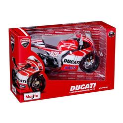 Maisto 1:18 Ducati Corse 34581 - Thumbnail
