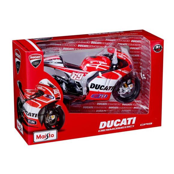 Maisto 1:18 Ducati Corse 34581