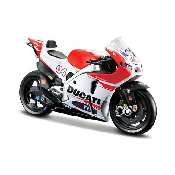 Maisto 2015 Ducati Desmosedici Motosiklet 1:18 Ölçek 31588