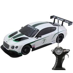Maisto Bentley Continental GT3 Uzaktan Kumandalı Araba 1:24 Ölçek 81147 - Thumbnail