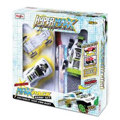 Maisto Hyper Maxx Rampa Yarış Seti 22065 - Thumbnail