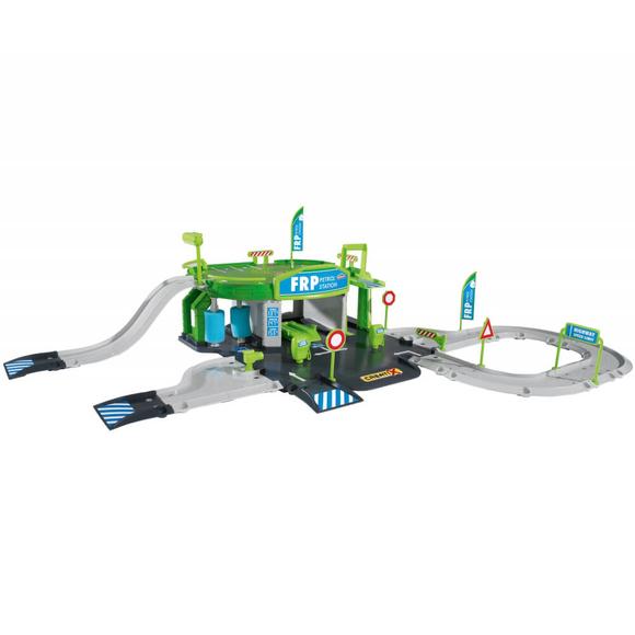 Majorette Creatix Petrol İstasyonu ve 1 Araba 2050010