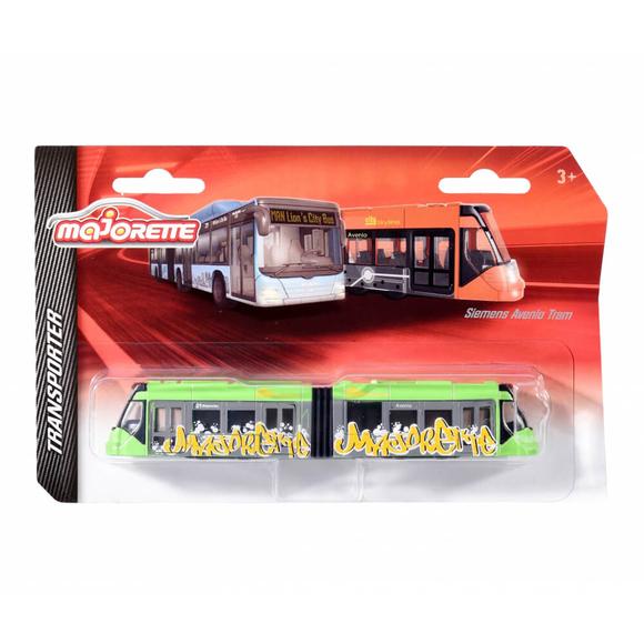 Majorette Man City Bus 212053303