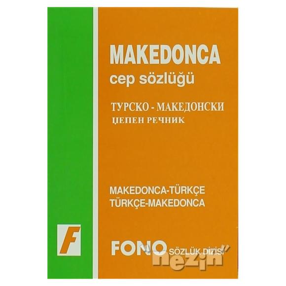 Makedonca / Türkçe - Türkçe / Makedonca Cep Sözlüğü