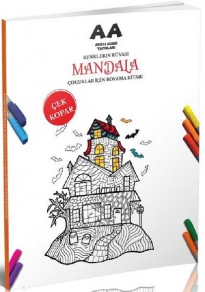 Mandala Renklerin Rüyası Çocuk İçin