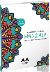 Mandala Renklerin Tutkusu Her Yaş - Thumbnail