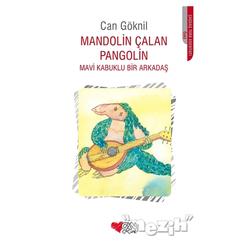 Mandolin Çalan Pangolin - Thumbnail