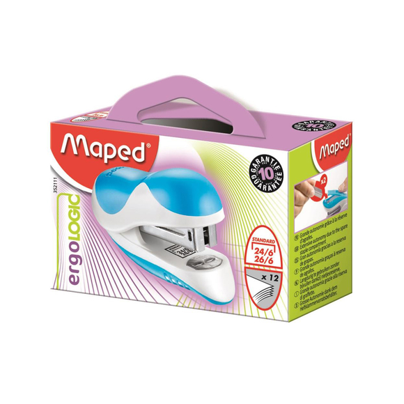 Maped Ergo Logic Zımba Makinesi 352111