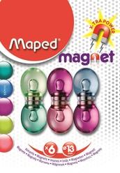 Maped Fancy Mıknatıs 6'lı 517111 - Thumbnail