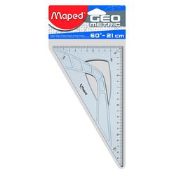 Maped Geometrik Gönye 21 cm 242621 - Thumbnail