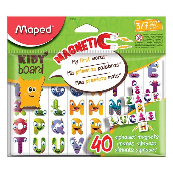 Maped Kidy Board Mıknatıslı Alfabe 587310