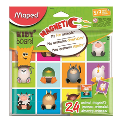 Maped Kidy Board Mıknatıslı Hayvan 587312 - Thumbnail