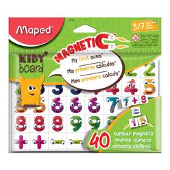 Maped Kidy Board Mıknatıslı Rakam 587311 - Thumbnail