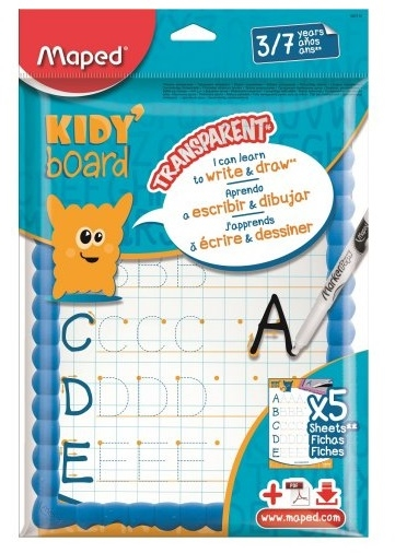 Maped Kidy Board Transparent 583710