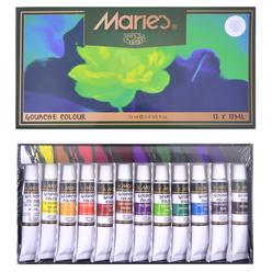 Maries Guaj Boya Seti 12 Renk 7312B - Thumbnail